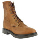 Justin Men's Lace Up Work Boots