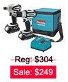 Cordless Combination Kit Sale: $249