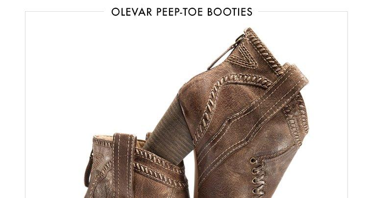 Shop Olevar Booties