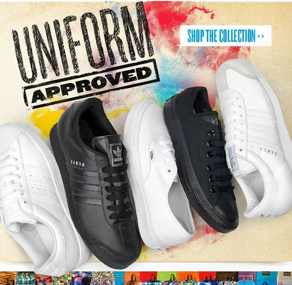 Need Cool, School Uniform Approved Shoes? We've Got You Covered!