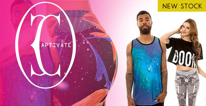 Click to shop brand new Captivate
