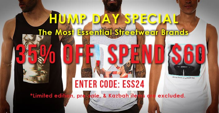 Click to shop Hump Day Special