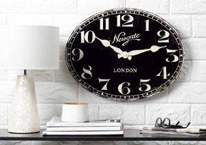 Quintessentially British: Newgate Clocks