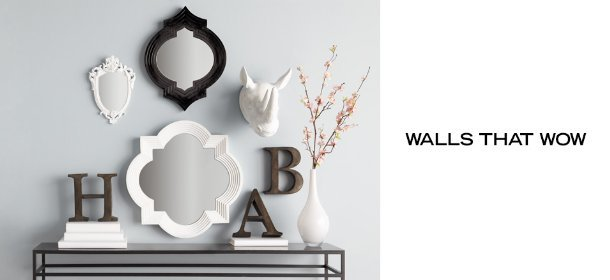 WALLS THAT WOW, Event Ends July 28, 9:00 AM PT >