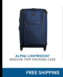Alpha Lightweight Medium Trip Packing Case - Shop Now