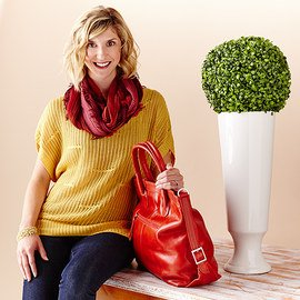 Trend Watch: Red & Gold Apparel