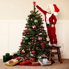 Christmas in July: Trim the Tree