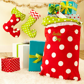 Christmas in July: Textiles