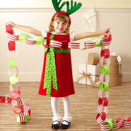 Christmas in July: Girls' Apparel