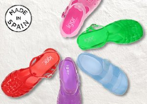 MADE IN SPAIN: IGOR JELLY SANDALS