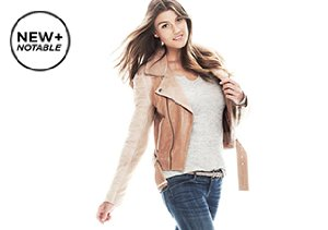 COTE BY IMPROVD: LEATHER JACKETS