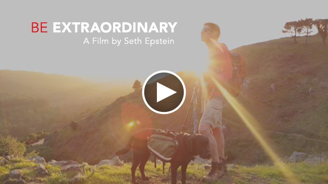 BE EXTRAORDINARY - A Film by Seth Epstein