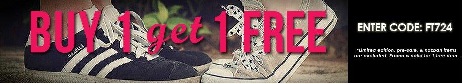 Click to shop the Best Footwear BOGO Ever