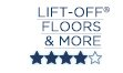 LIFT-OFF® FLOORS & MORE