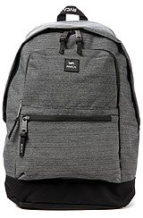 The Canteen Backpack II in Gray Noise