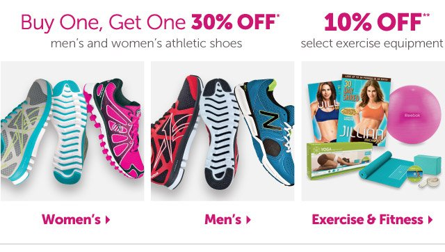 Buy One, Get One 40% OFF* - mix & match all shoes, handbags and fashion jewelry