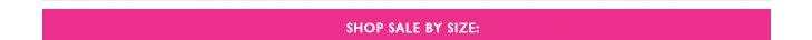 Shop Sale By Size: