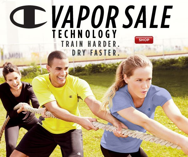 SHOP Champion Vapor Technology Sale