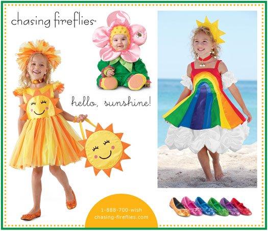 sunny costumes