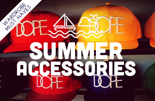 Ft. Top Selling Hats, Watches, & Backpacks