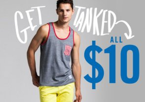 Shop Get Tanked Blowout: ALL $10