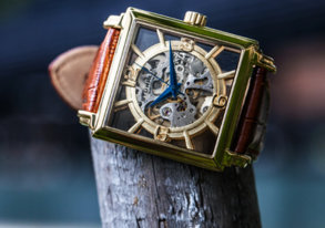 Shop Must-Have Skeleton Watches & More