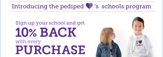 10% Back to your School with Purchase