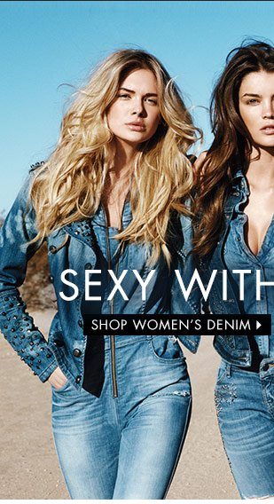 Shop Women's Denim