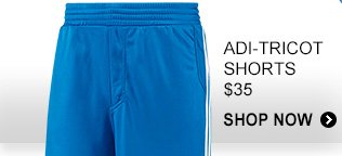 ADI-TRICOT SHORTS, $35, SHOP NOW »