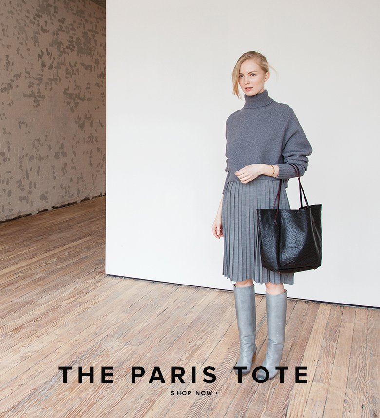 The Paris Tote