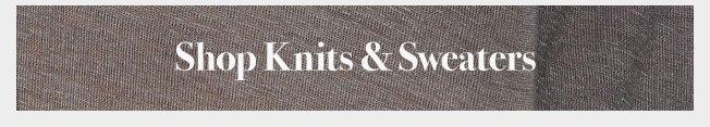 Shop Knits & Sweaters