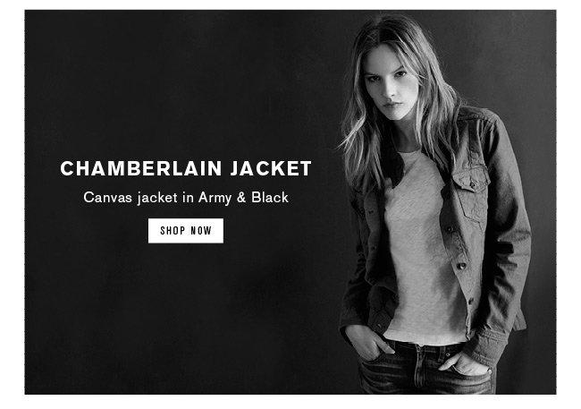 Chamberlain Jacket   Shop Now