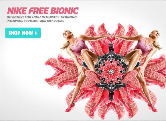 Women's Nike Free Bionic