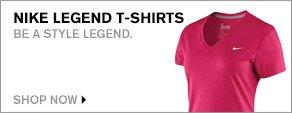 Women's Nike Legend T-Shirts