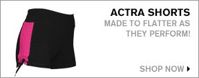 Women's Actra Shorts