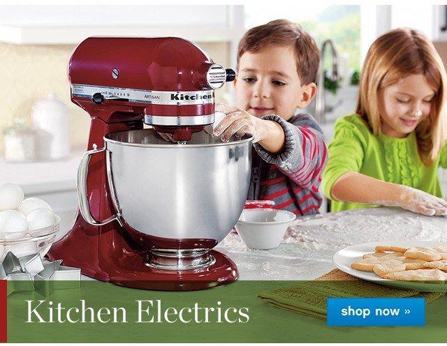 Kitchen Electrics. Shop now.