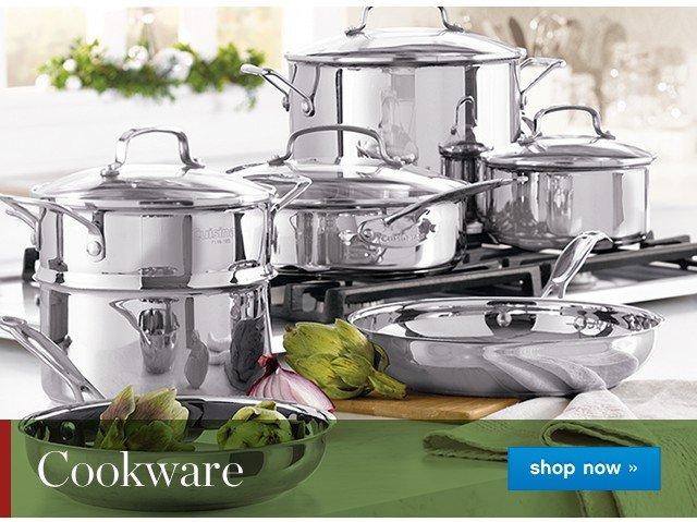 Cookware. Shop now.