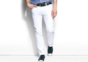 Color Shop: White Shirts, Shorts & Pants
