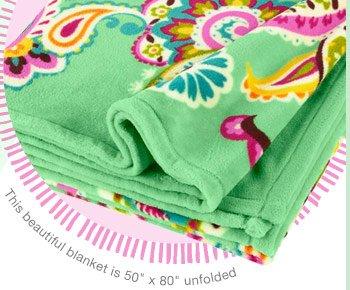 Throw Blanket $35 (reg. $49)