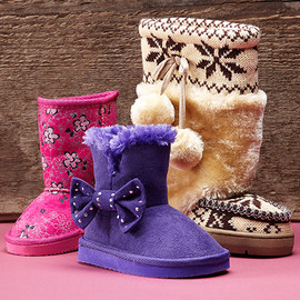 Fall Favorites: Faux Fur Boots