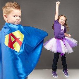 Heroes & Princesses: Kids' Dress-Up