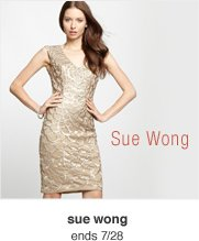 sue wong ends 7/28