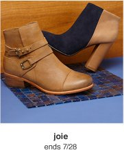 joie ends 7/28