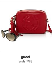 gucci ends 7/28