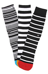 The Three Amigos 3 Of A Kinds Socks in Black