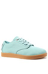 The Hufnagel Pro Sneaker in Washed Jade
