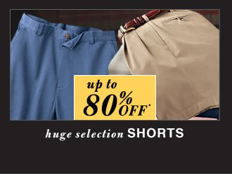 Up To 80% OFF* - Shorts