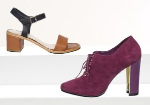Up to 80% Off: Summer & Fall Shoes