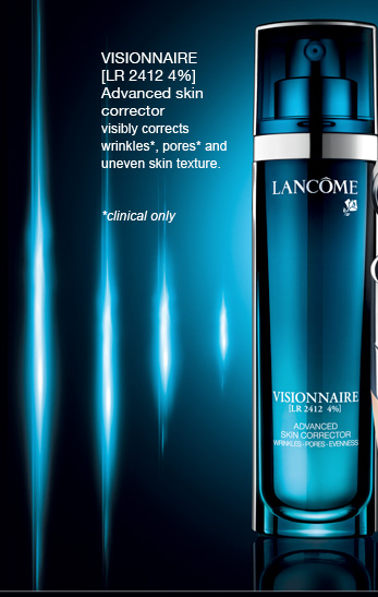 VISIONNAIRE | [LR 2412 4%] Advanced skin corrector visibly corrects wrinkles*, pores* and uneven skin texture. | *clinical only
