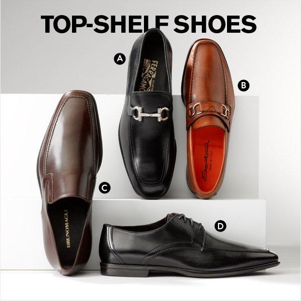 TOP-SHELF SHOES